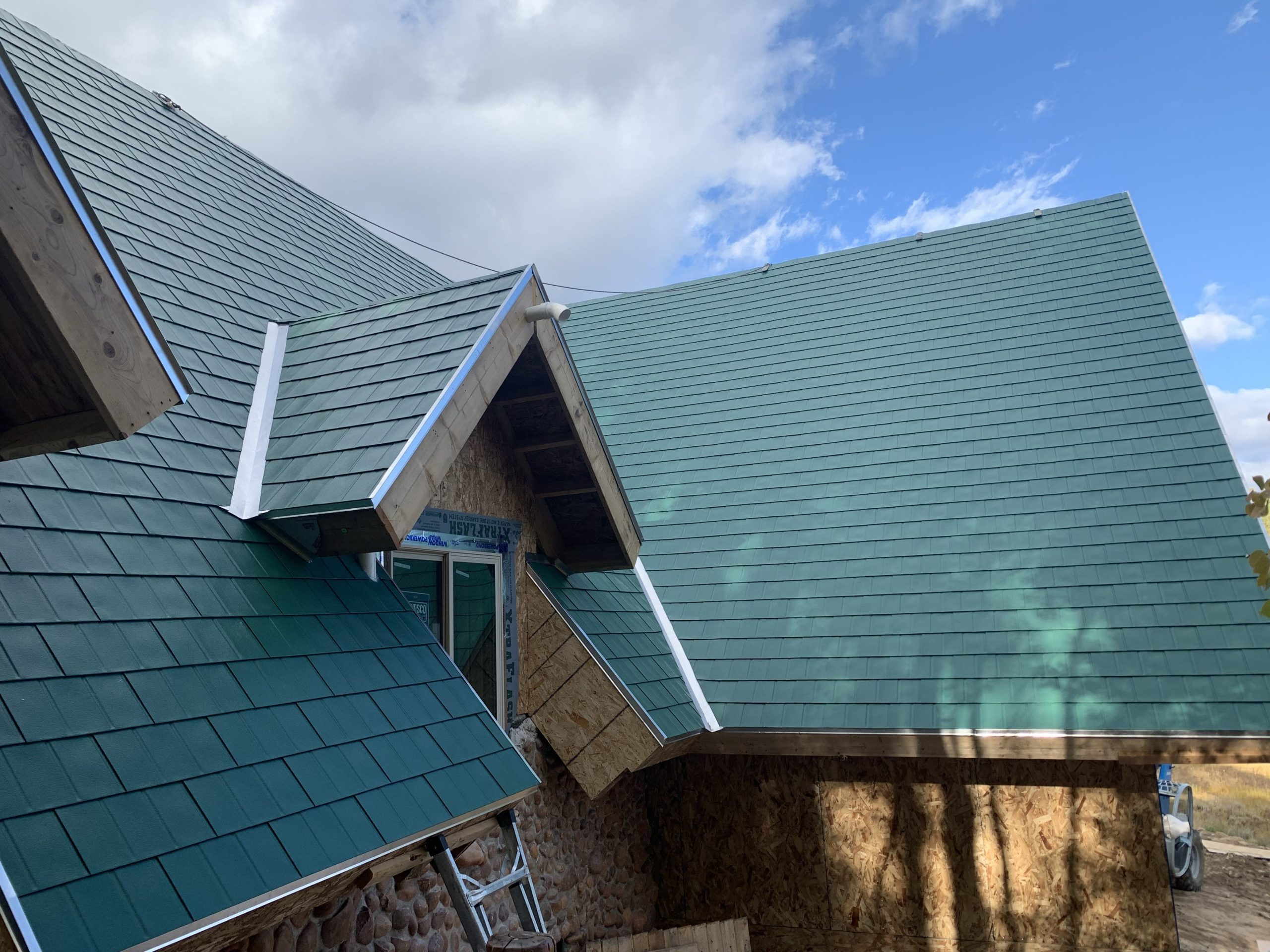 Green Gerard Shingles
